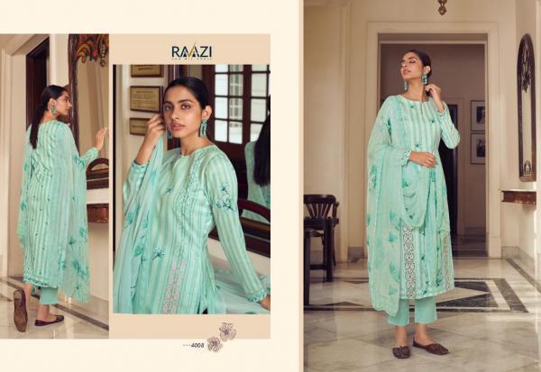 Rama Fashions Raazi Mehar 4008