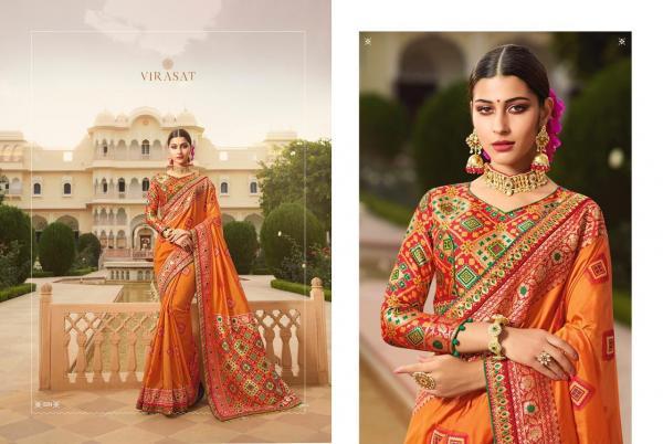 Royal Virasat Saree Vol-29 13254-13264 Series