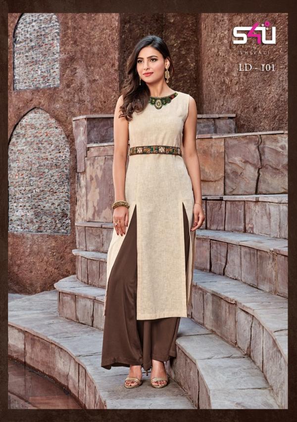 S4U Shivali Linen Diaries 101-108 Series