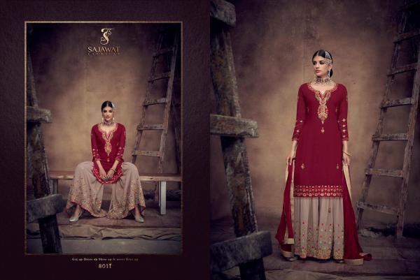 Sajawat Creation Bridal Vol-2 8011-8016 Series