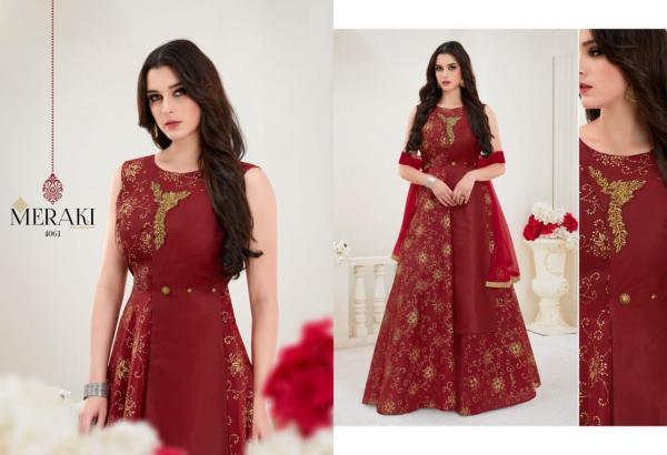 Sanskar Style Meraki Rangat 4061-4066 Series