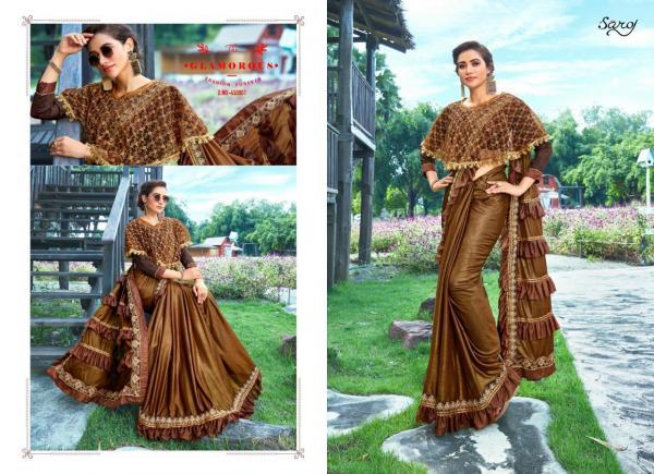 Saroj Saree Hunny Bunny 450001-450006 Series