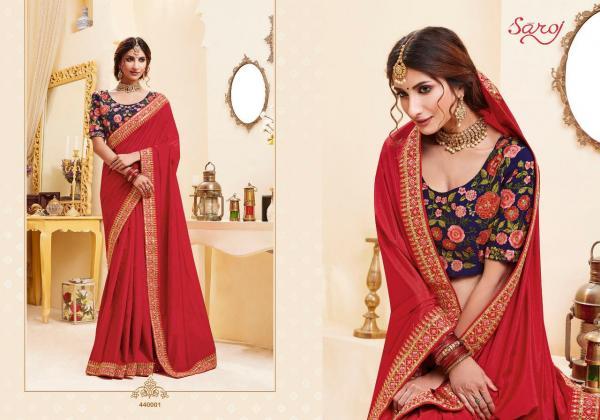 Saroj Saree Nazneen 440001-440006 Series
