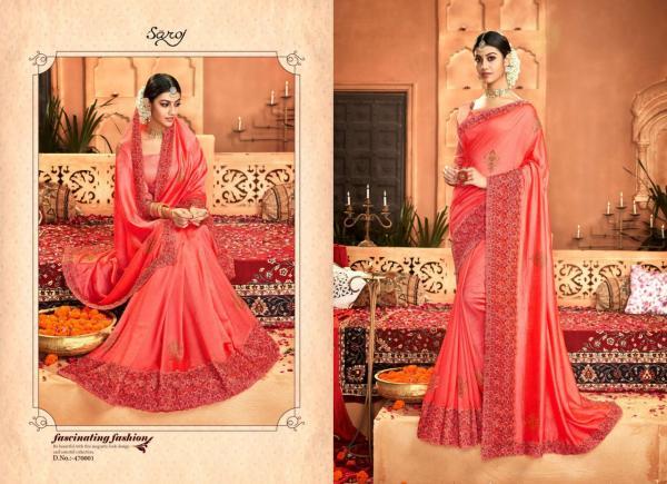 Saroj Saree Nupur 470001-470008 Series