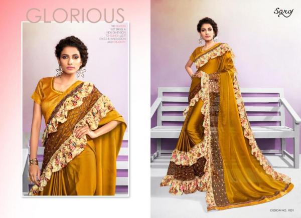 Saroj Saree Tani Bani 1001-1006 Series