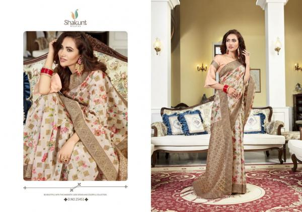 Shakunt Saree Libra 25451-25458 Series