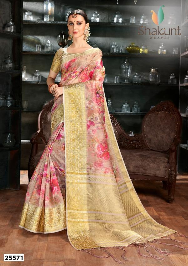 Shakunt Saree Neeti 25571-25574 Series