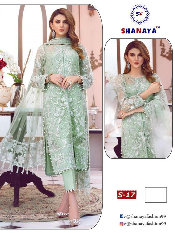 Shanaya Fashion S-17 Colors Wholesale