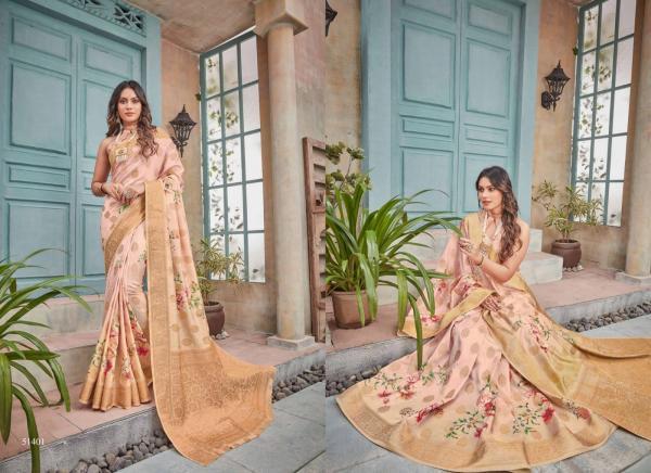 Shangrila Saree Aastha Digital Vol-2 51401-51406 Series