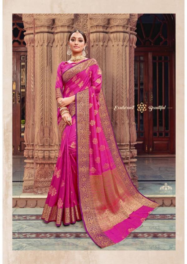 Shangrila Saree Alankaar Silk Vol-2 30281-30290 Series