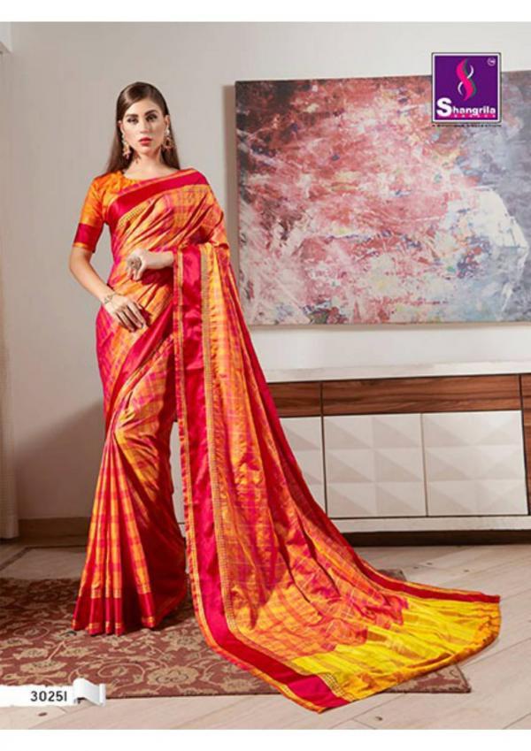 Shangrila Saree Kalki Cotton 30251-30256 Series