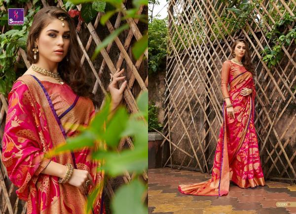 Shangrila Saree Sundari Silk Vol-1 30210-30215 Series