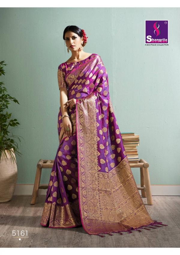 Shangrila Saree Vasansi Silk Vol-2 5161-5170 Series