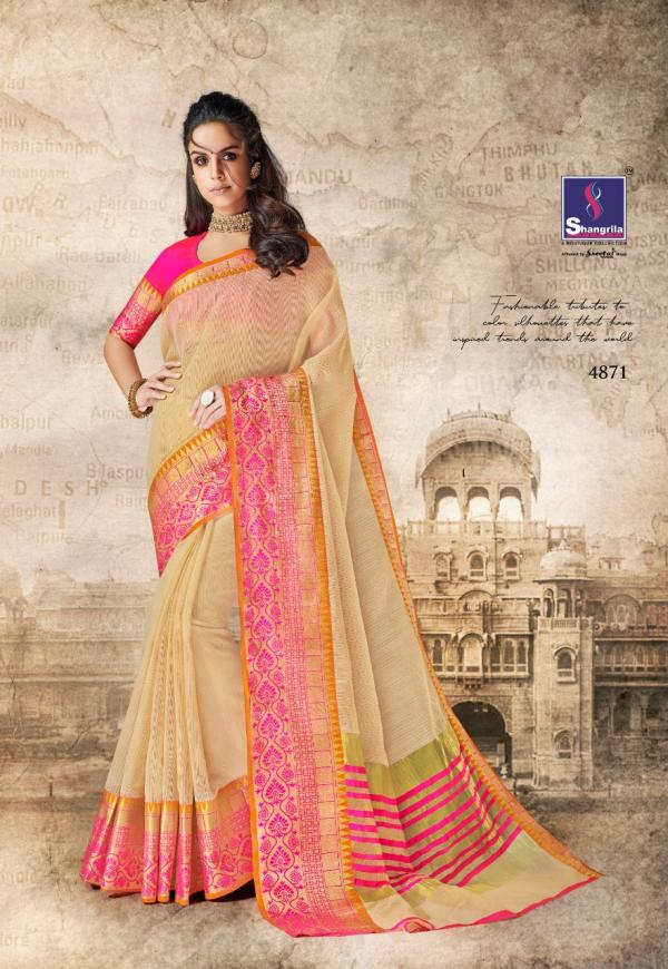 Shangrila Vrinda Cotton Vol-2 4871-4882 Series