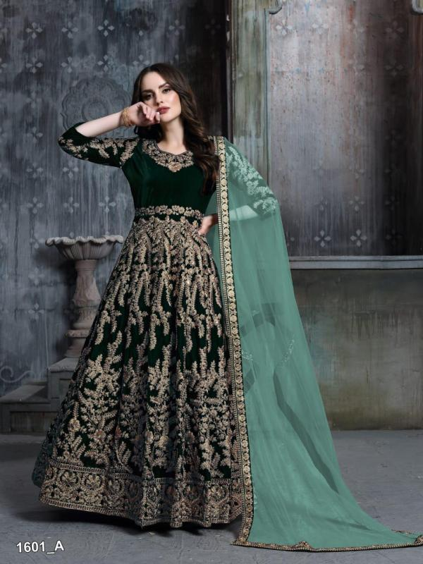 Twisha Aanaya 1601 Colour Plus Wholesale