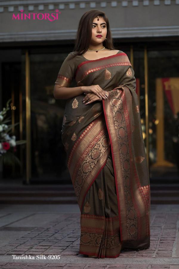 Varsiddhi Fashion Mintorsi 9205 Colors