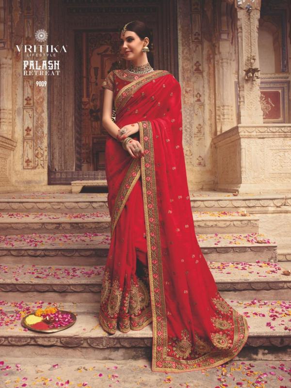 Vritika Palash 9009-9016 Series