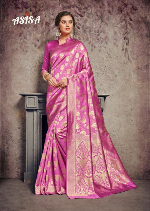 Asisa Saree Abhilasha 5801-5806 Series