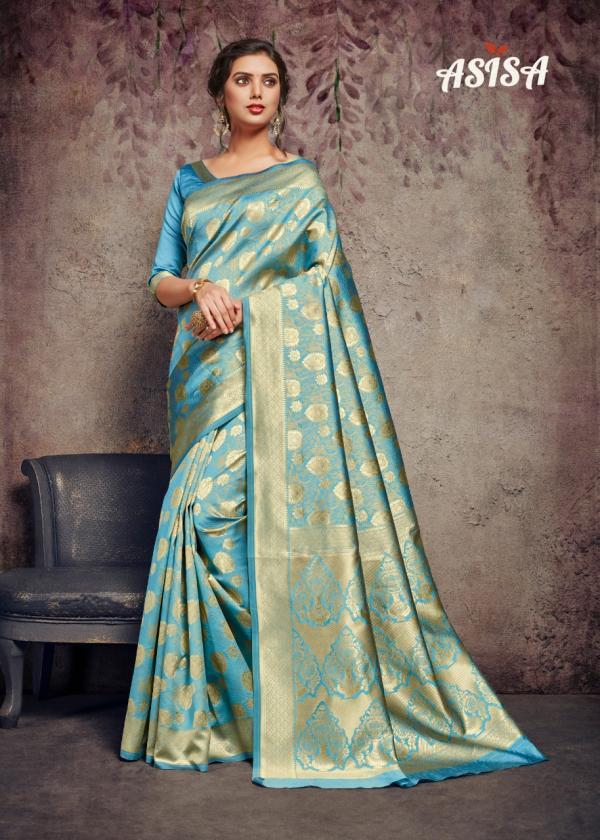 Asisa Saree Abhilasha 5804