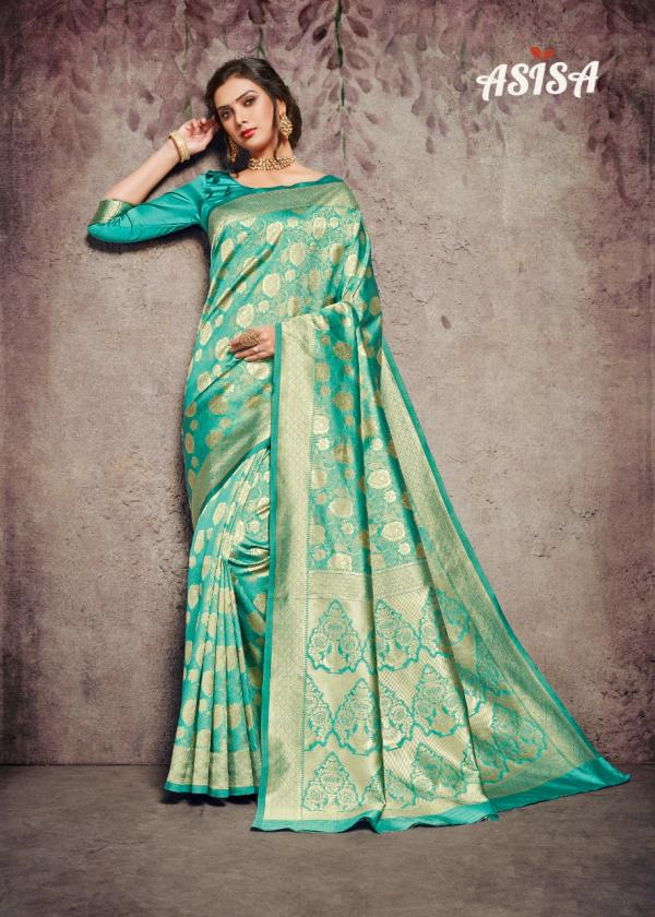 Asisa Saree Abhilasha 5806