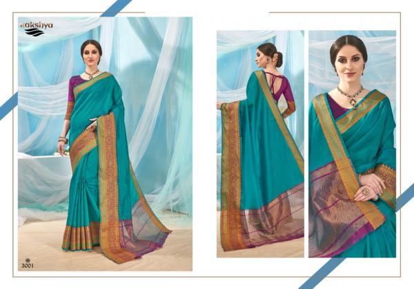 Kakshya Saree Amirah 3001-3006 Series