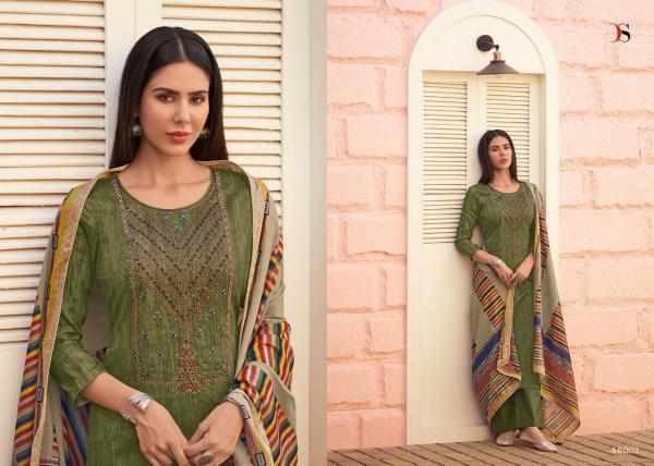 Deepsy Suits Panghat Vol-7 48001-48008 Series Wholesale