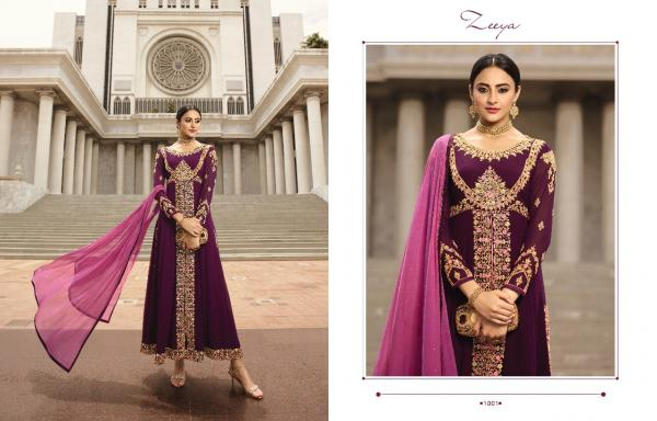Fiona Zeeya Aasma 1001-1004 Series Wholesale