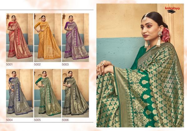 Kakshya Saree Diva 5001-5006