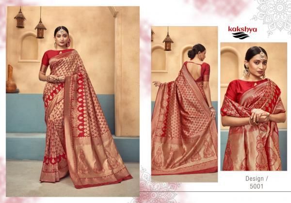 Kakshya Saree Diva 5001-5006 Series