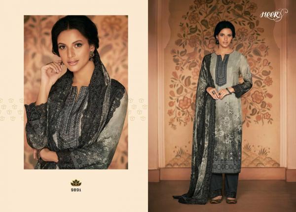 Kimora Heer Vol-60 Nargis 9891-9898 Series