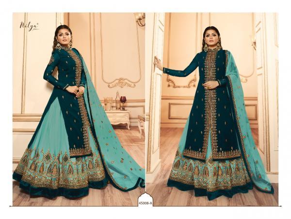 Lt Fabric Nitya 45008 Colours Wholesale