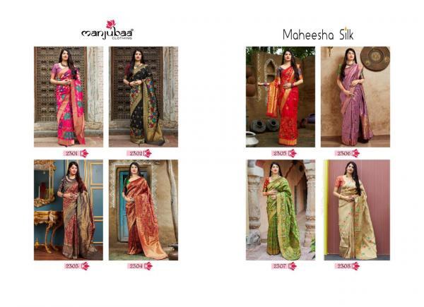 Manjubaa Clothing Maheesha Silk 2301-2308